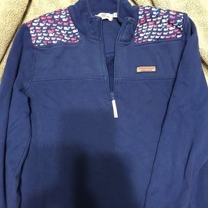 Vineyard vines size M shep shirt